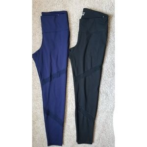 Old Navy Large Athletic Leggings Bundle High/Mid